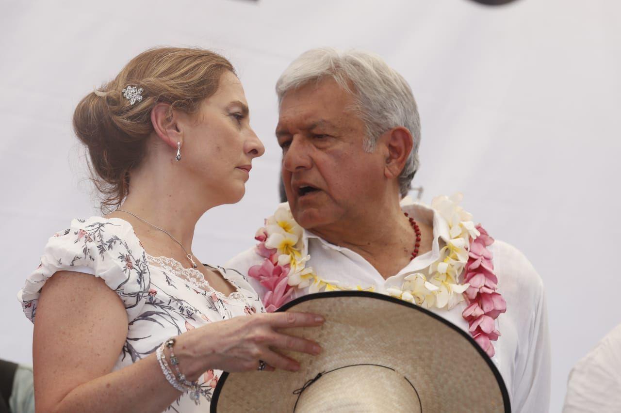 Beatriz-Gutiérrez-Müller-Nora-Müller-suegra-del-presidente-de-México-andrés-Manuel-López-Obrador-falleció