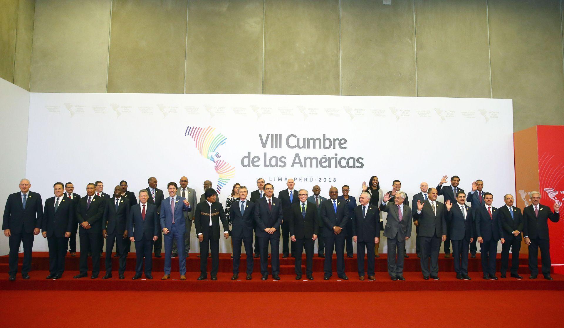 CUMBRE-AMÉRICAS-DECLARACIÓN