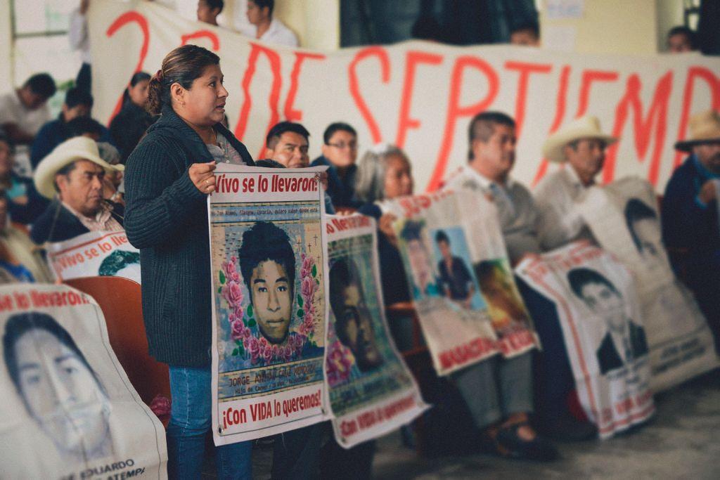 Ante crisis de desaparecidos en México, antropólogos asesoran a familiares