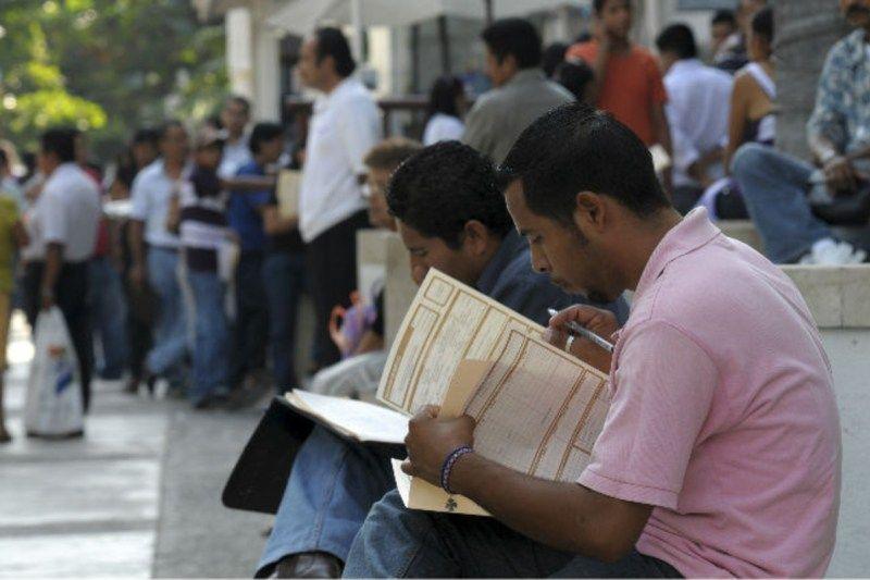 tasa de Desempleo en México