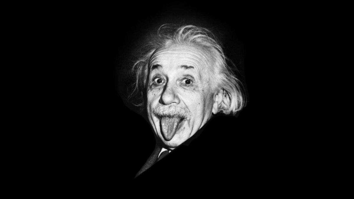 Einstein-saca-la-lengua