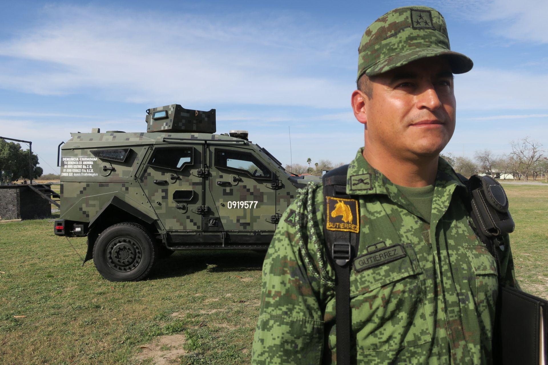 Comandante Luis Andrés Gutiérrez