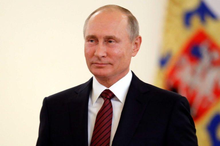 El presidente ruso, Vladímir Putin