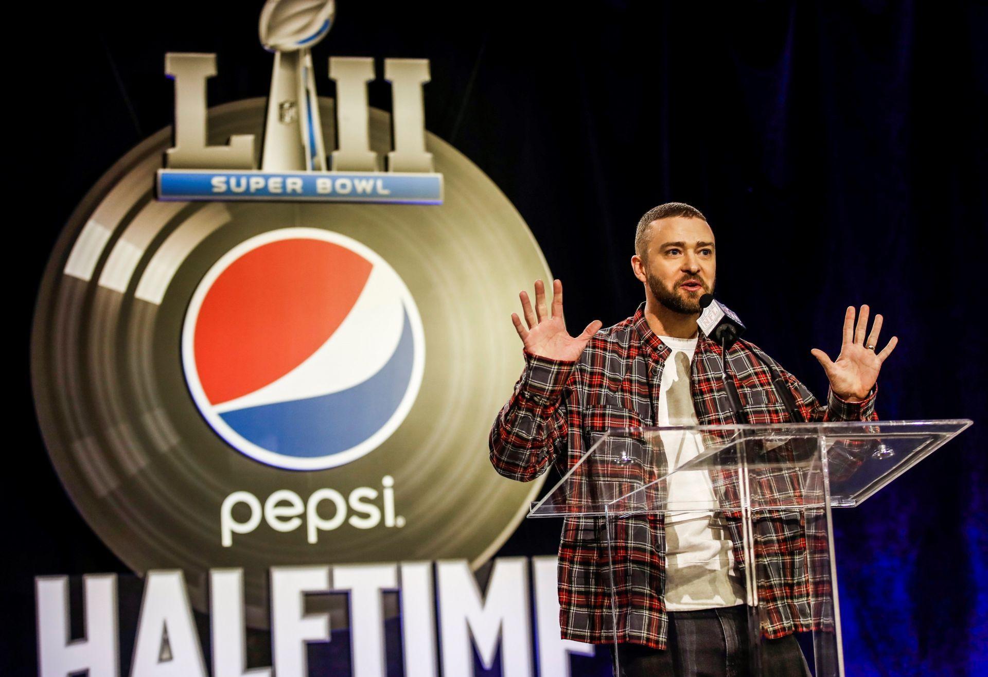 """Justin Timberlake: """"Conmigo estará solo mi grupo y no habrá sorpresa"""""""