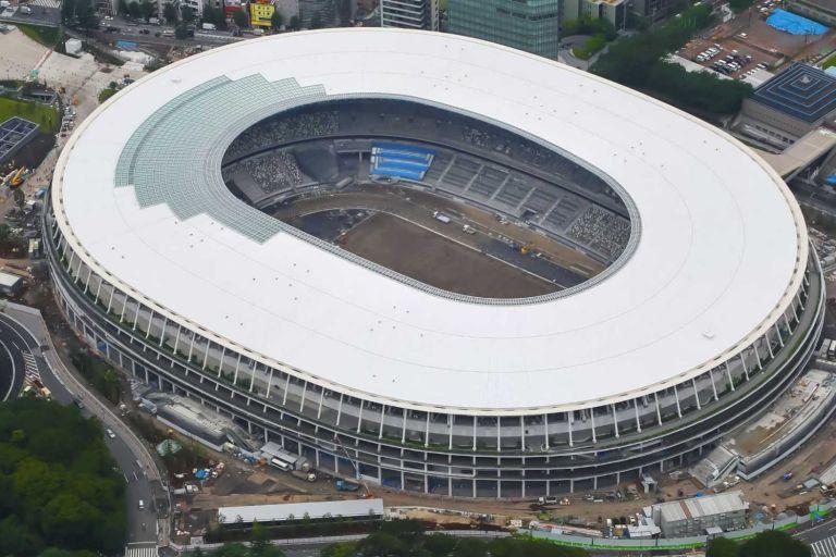 EstadioOlímpicodeTokio20203