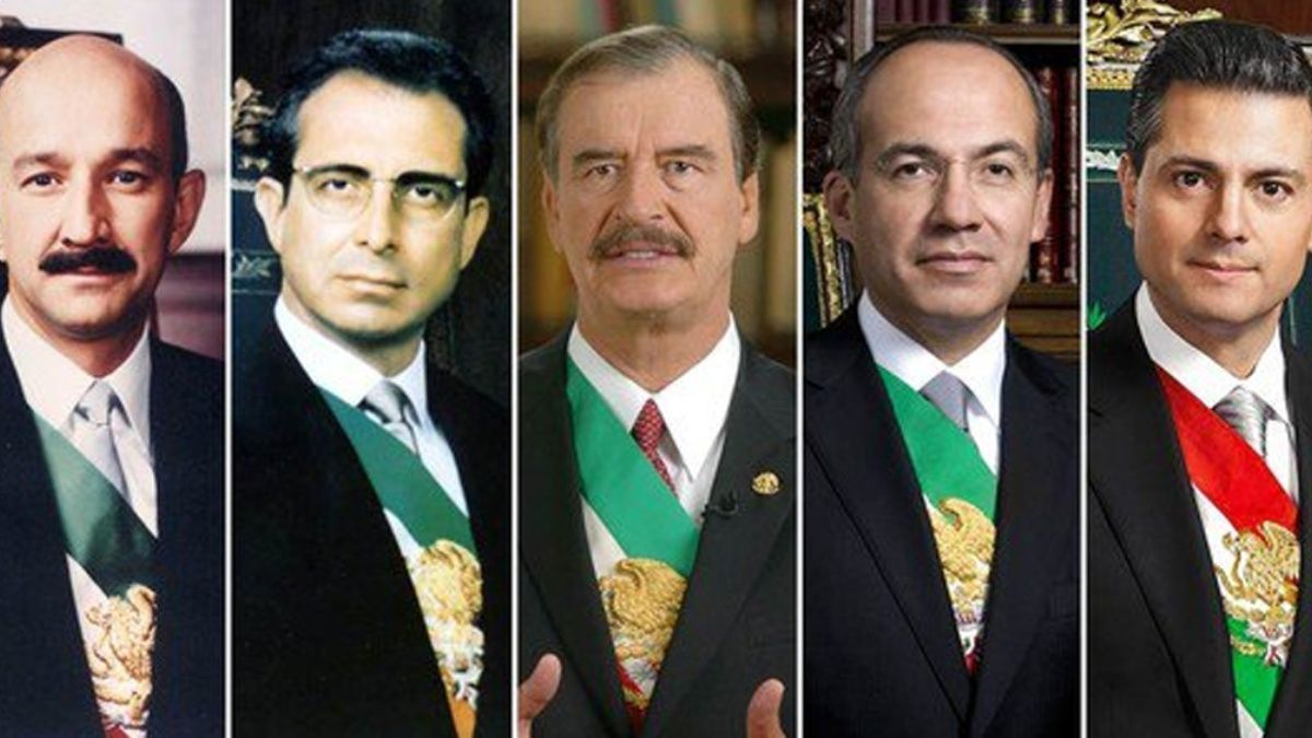 Expresidentes