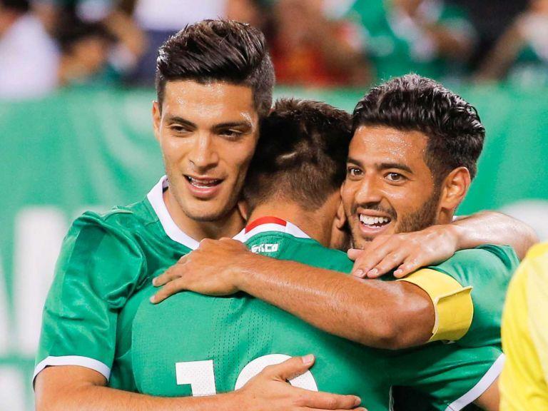 3-1 Corona, Jiménez y Vela dan cómodo cierre a México