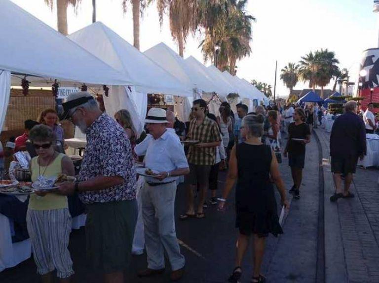 Se celebra con éxito, el festival de la almeja chocolata en Loreto