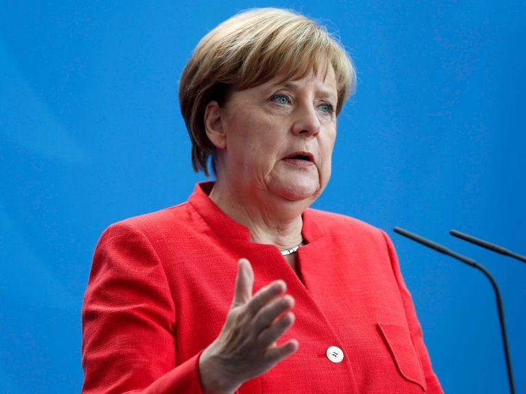 """Merkel en México, una exhibición de """"músculo político"""" frente a Donald Trump"""