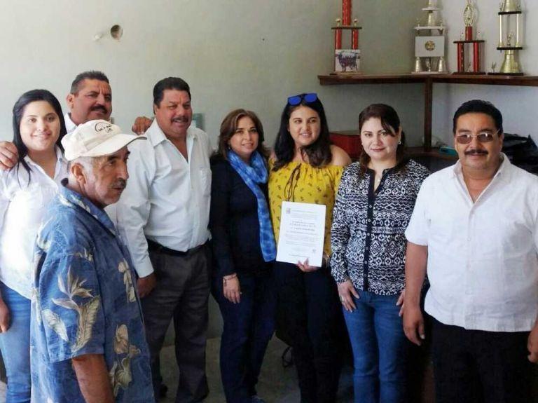 Toma posesión del cargo, nueva delegada de San Juanico