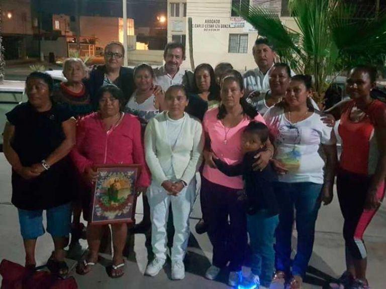 Liberan a mujeres indígenas detenidas por dar mala imagen al destino