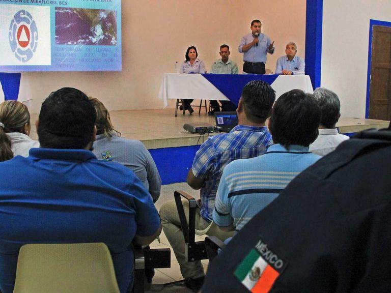 Los Cabos se está preparando para temporada de Huracanes 2017