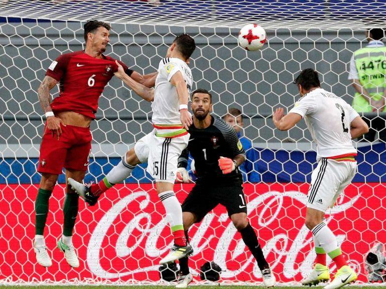 Héctor Moreno deja sin victoria a la Portugal de Cristiano