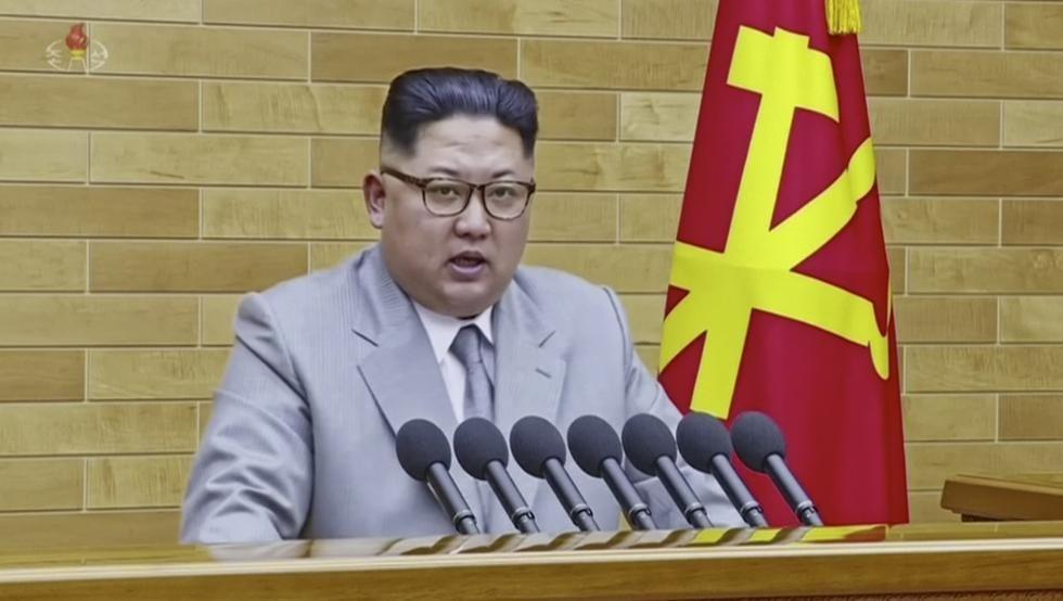 """Trump dice que gesto de Kim Jong-un hacia Seúl podría ser una """"buena noticia"""""""