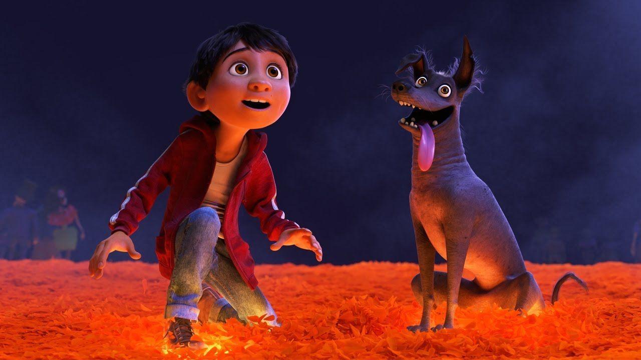 """""""Coco"""" es nominada a mejor película de animación en los Globos de Oro"""