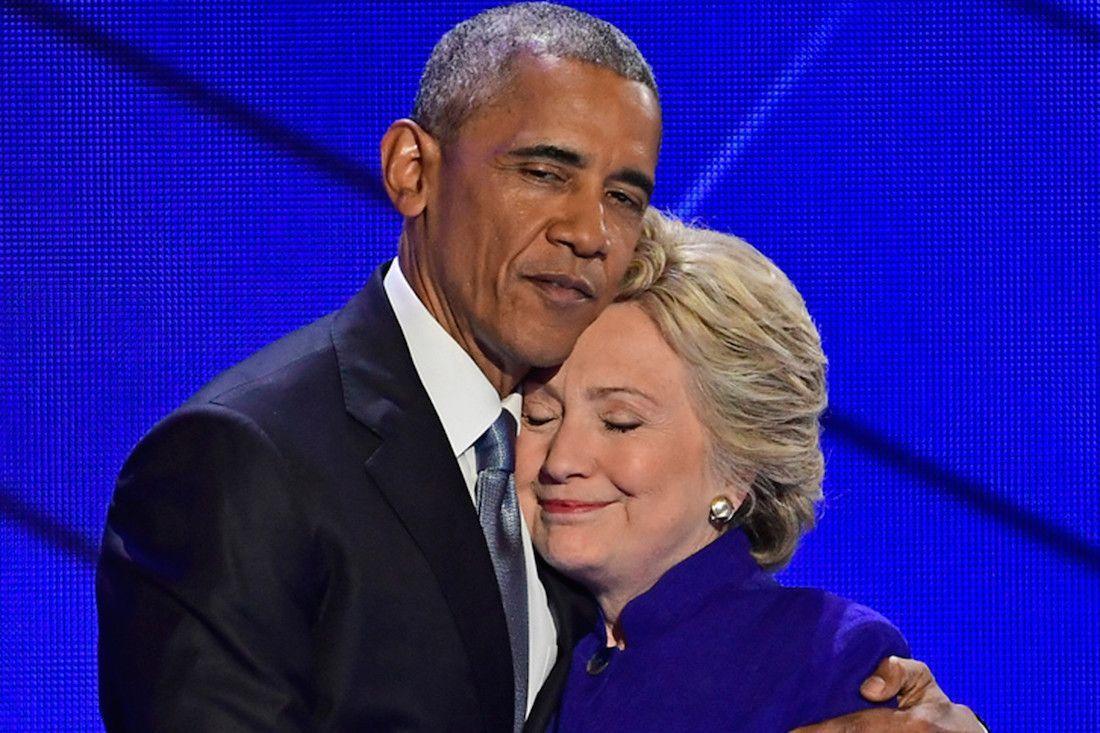 """Obama y Hillary se imponen a Trump al ser elegidos el """"hombre más admirado"""" y la """"mujer más admirada"""" en EE.UU."""