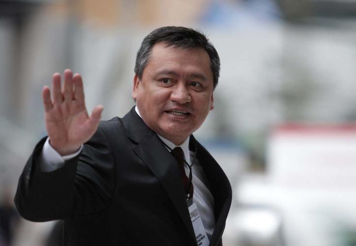 Miguel Ángel Osorio, Secretario de Gobernación de México, renuncia