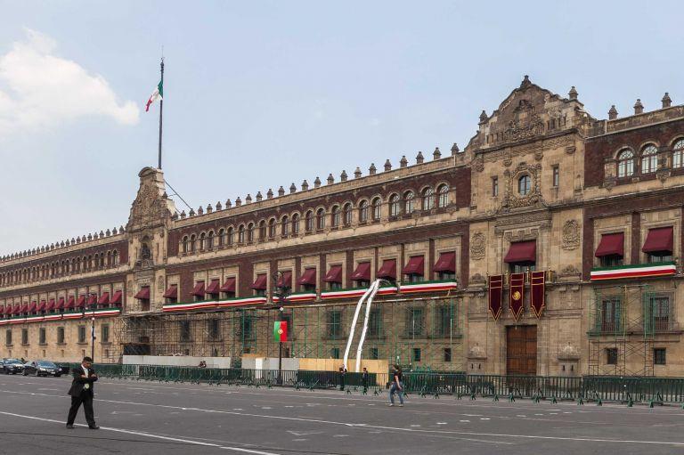 Palacio Nacional, México D.F.