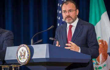 Canciller Luis Videgaray Caso