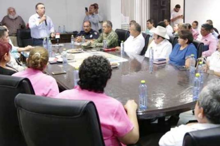 Comerciantes piden al alcalde actuar en contra de la delincuencia
