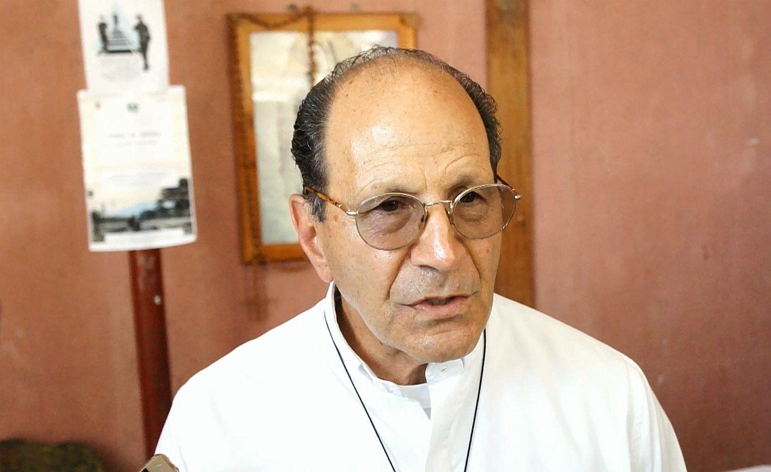 Alejandro Solalinde, sacerdote y activista mexicano
