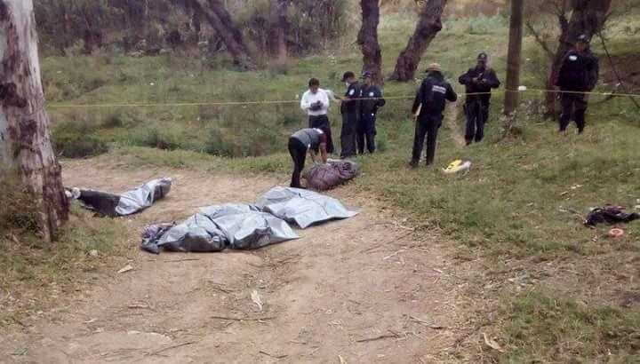 Hallan siete cabezas y restos humanos en el sur de México
