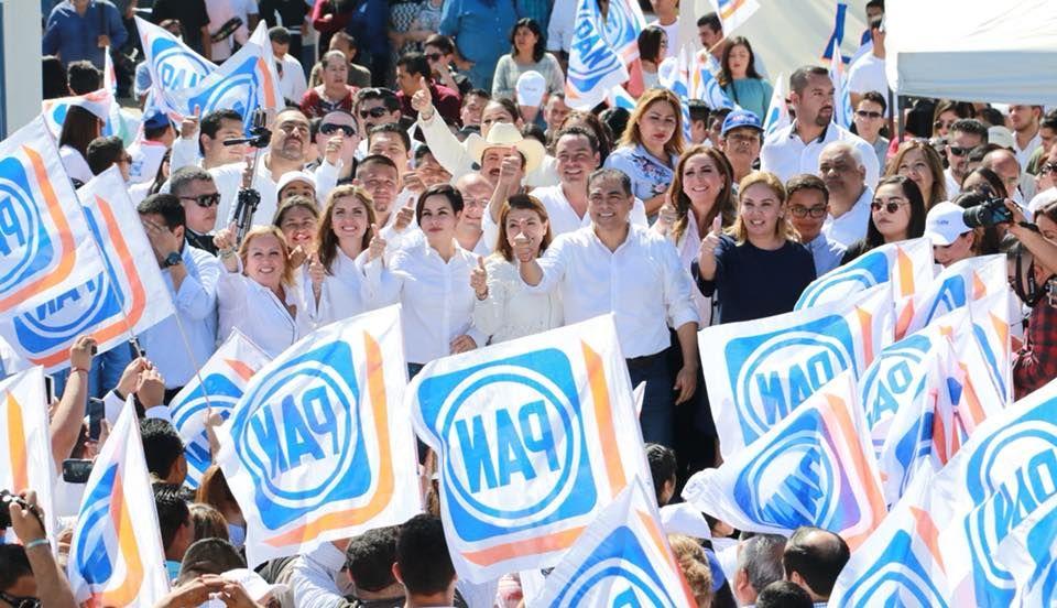 partido acción nacional Baja California sur