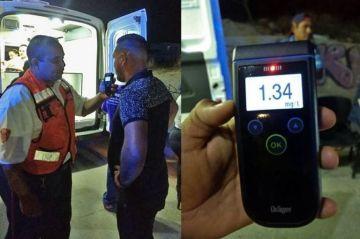 """""""Conduce Sin Alcohol"""", operativo de Seguridad Pública para salvar vidas en"""