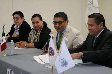 Fiscalía de la PGR en Chihuahua capacita a personal de la PGJE