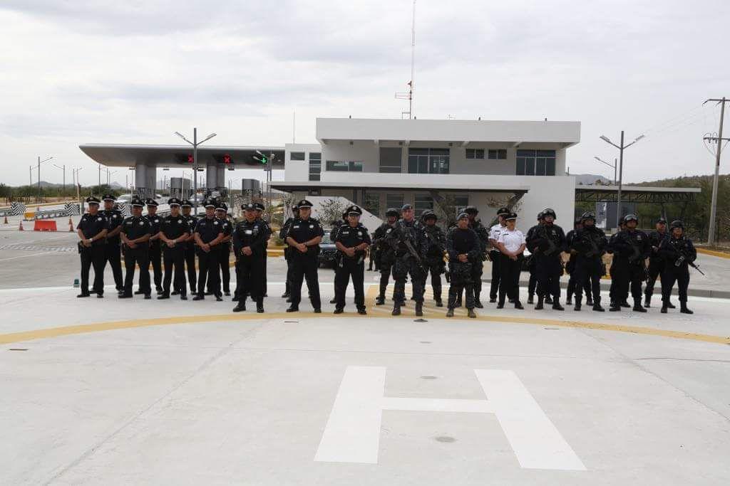 gendarmeria en los cabos