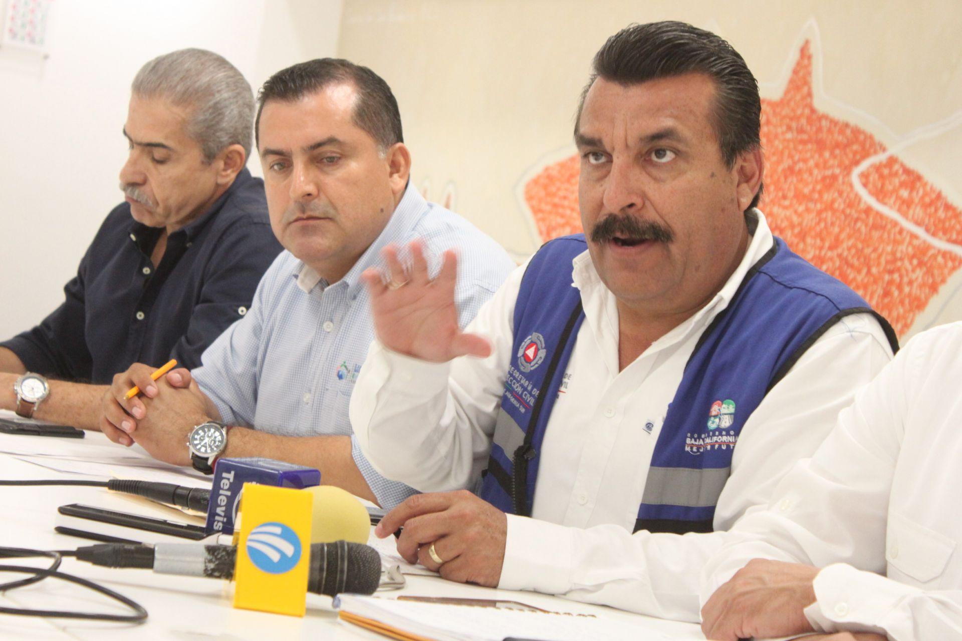 Carlos Alfredo Godinez, Subsecretario de Protección Civil