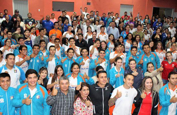 deportistas destacados de Baja California sur