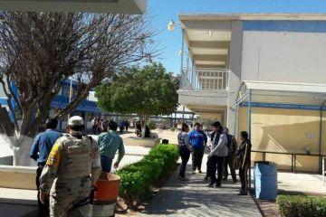 SEP revisa daños en infraestructura educativa tras sismo en Baja California