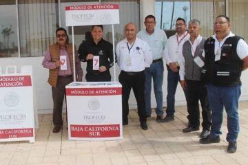 Ayuntamiento de Comondú y PROFECO acuerdan sumar esfuerzos en apoyo de los