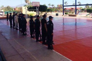 Diez elementos de seguridad pública de Loreto, fueron dados de bajos