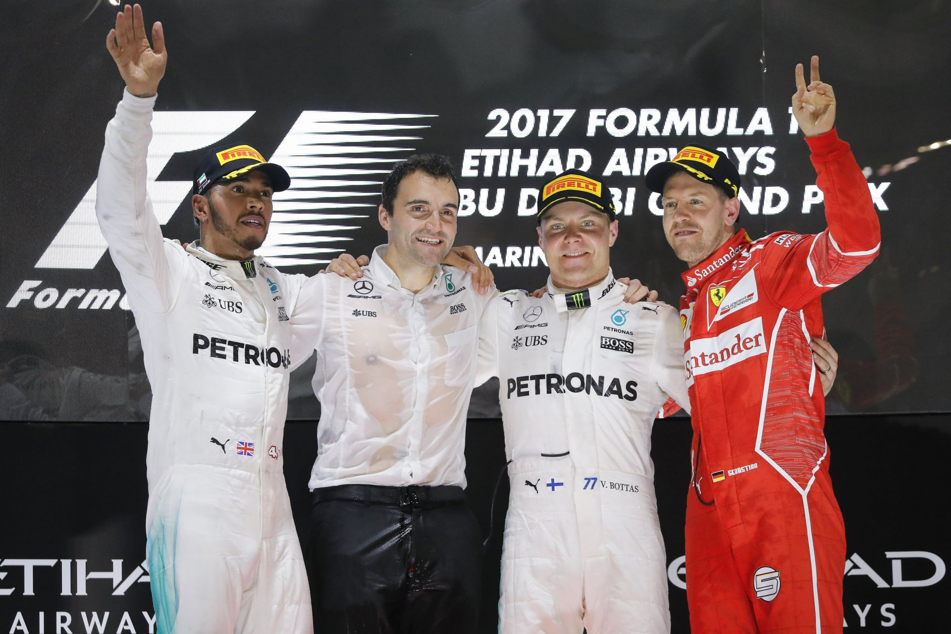 Formula One Grand Prix of Abu Dhabi