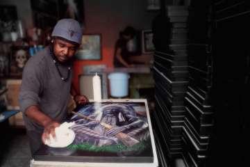 Llevando su propia cultura, haitianos se insertan en Tijuana