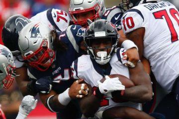 27-20 Brady y Patriots comienzan con trabajado triunfo ante Texans