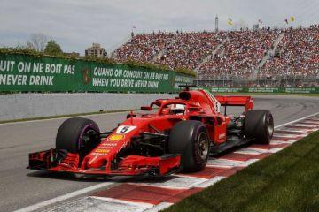 Vettel alcanza en Montreal las 50 victorias y recupera el liderato