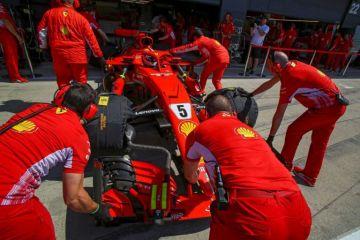 Vettel triunfa en Silverstone, que vio lo peor y mejor de Hamilton