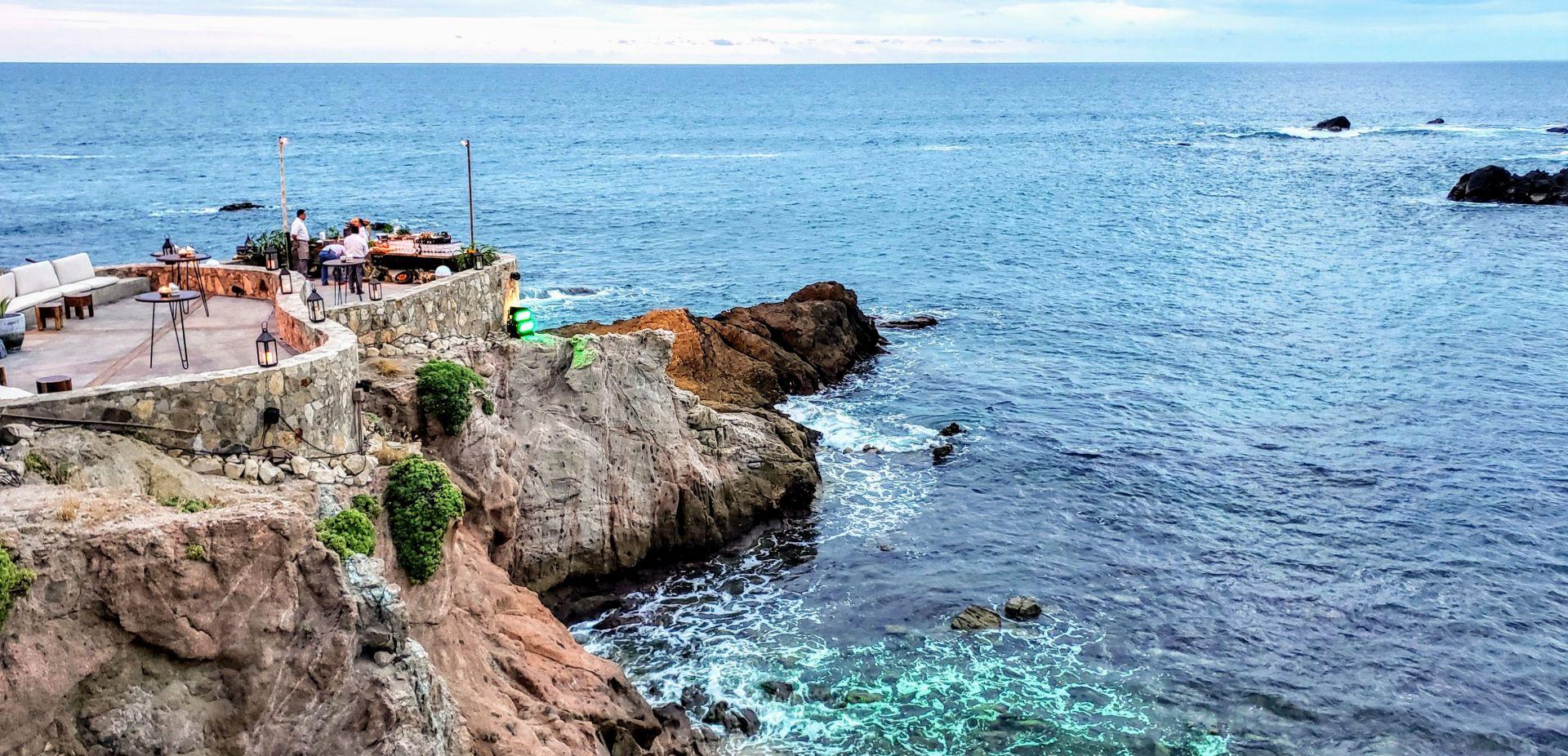 hotel esperanza cocina del mar