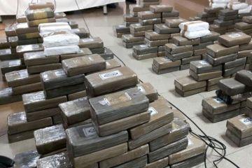 Honduras decomisa más de 2,2 toneladas de drogas en lo que va de 2018