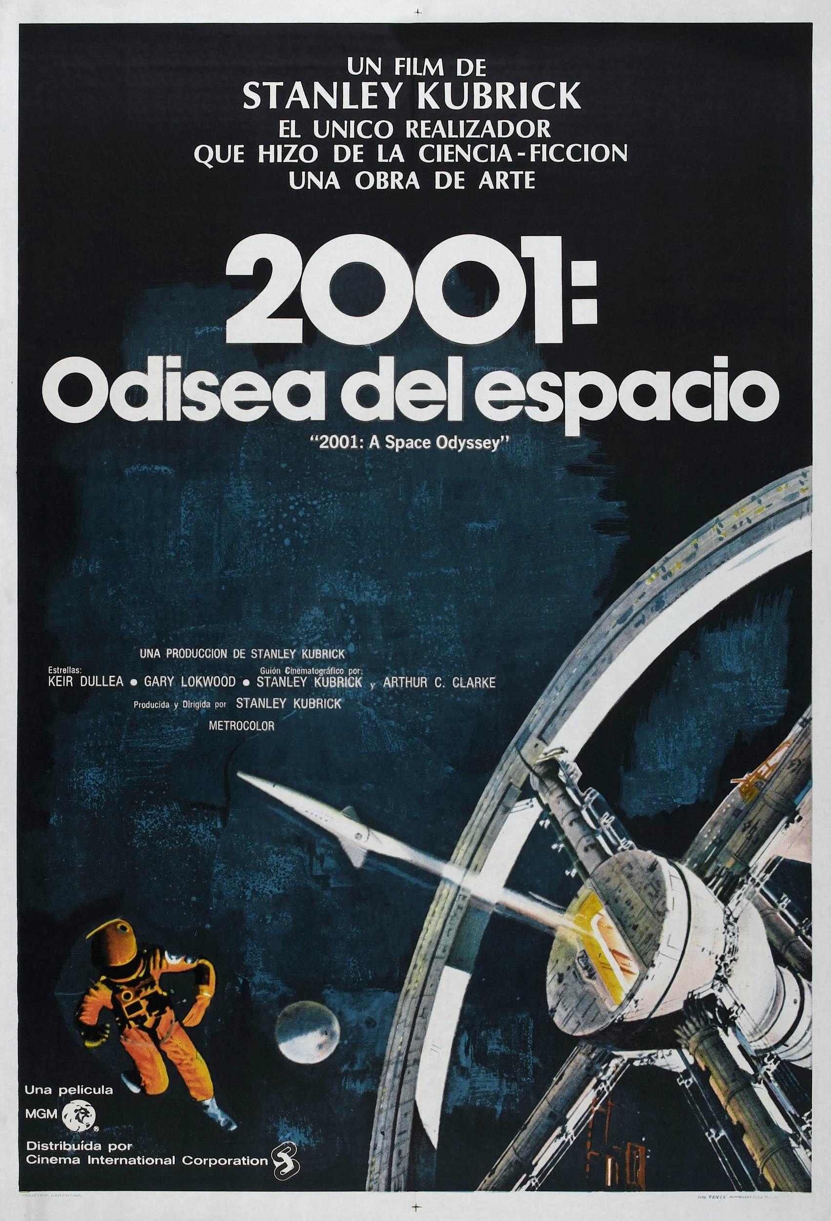2001: Una odisea del espacio en cannes