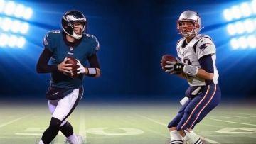 Patriots, con Brady, a engrandecer la dinastía, y Eagles a hacer historia