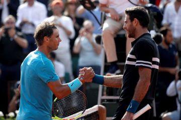 Nadal tumba a Del Potro y peleará por su 11 Roland Garros ante Thiem