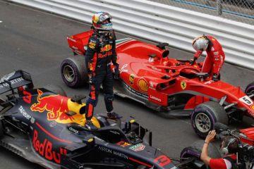 Ricciardo se reconcilia con Mónaco
