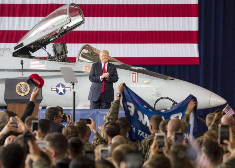 Ejército Espacial de Trump