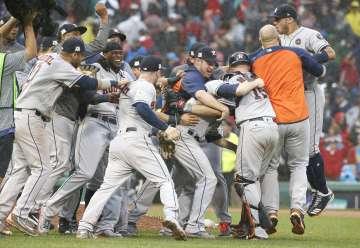 5-4 Verlander domina a Sale y Astros llega al Campeonato Americana