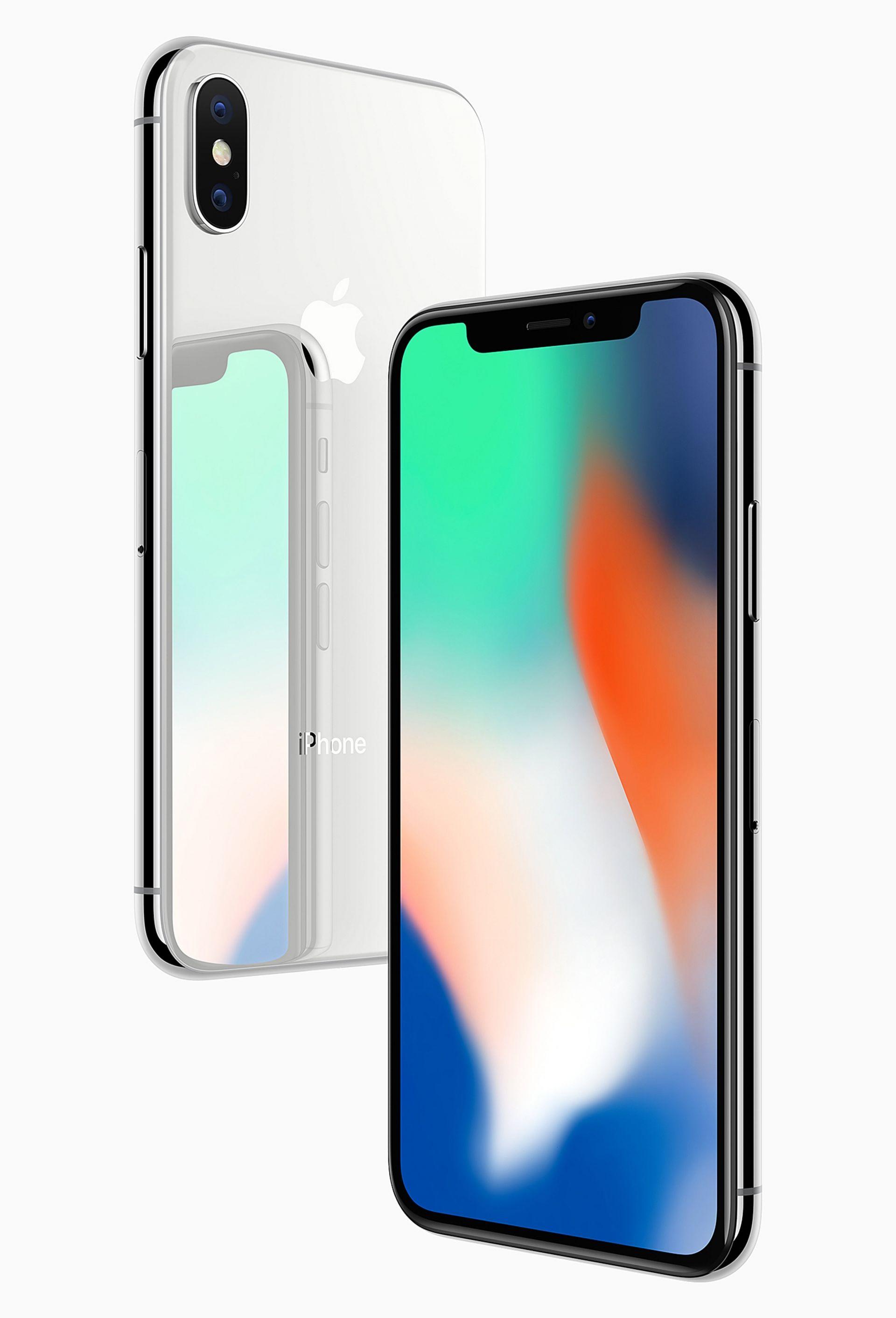 iphone x-pantalla