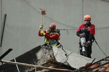 España presenta iniciativa para ayudar a México tras terremotos de 2017